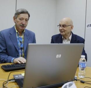 Videochat con los magos Gerrit Brengman y Fernando Arribas