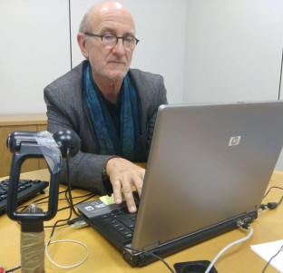 Videochat con Javier Angulo, director de la Seminci