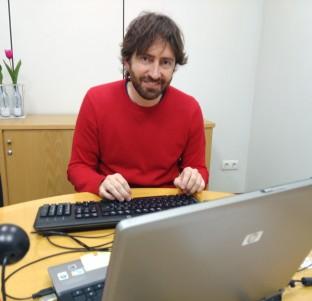 Videochat con Daniel Sánchez Arévalo