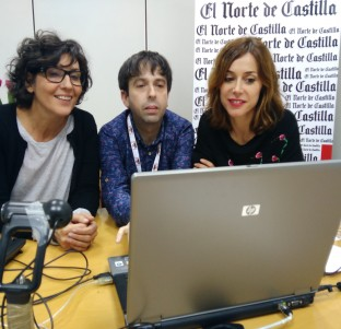 Seminci: Videochat con Andreu Castro, Elvira Mínguez y Ruth Díaz
