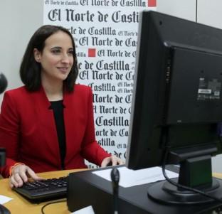 Videochat con Pilar Vicente, portavoz de Ciudadanos en la Diputación