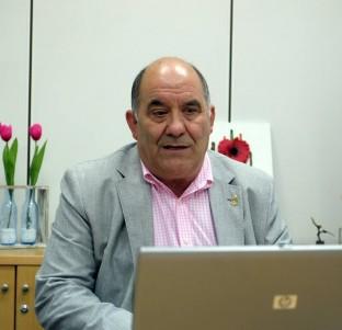 Videochat con el alcalde de La Cistérniga