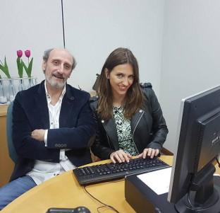 Videochat con José Luis Gil y Ana Ruiz