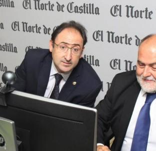 Videochat con el alcalde de Palencia