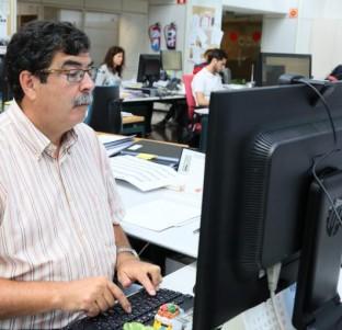 Videochat con Eloy de la Pisa, redactor jefe de Deportes