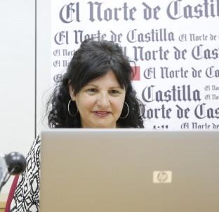 Videochat con la alcaldesa de Cigales