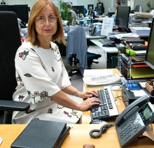 Videochat con la alcaldesa de La Pedraja de Portillo