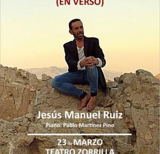 Videochat con el actor y periodista Jesús Manuel Ruiz