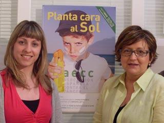 Miembros de la Asociación Española Contra el Cáncer