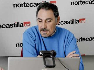 Concejal y portavoz de IU en el Ayuntamiento de Valladolid